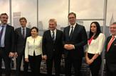 Biznis forum Diseldorf, Nemačka, Aleksandar Vučić, Andreas Pinkvart