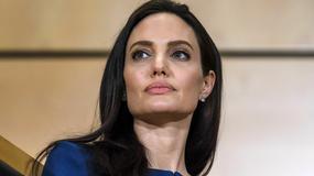 """Angelina Jolie zorganizowała casting dla biednych dzieci. """"Niepokojąco realistyczna gra"""""""