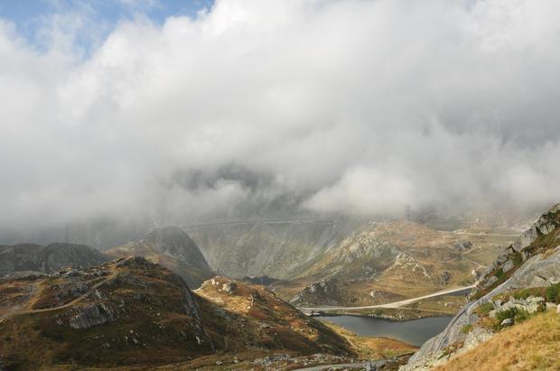 Przełęcz Świętego Gottarda