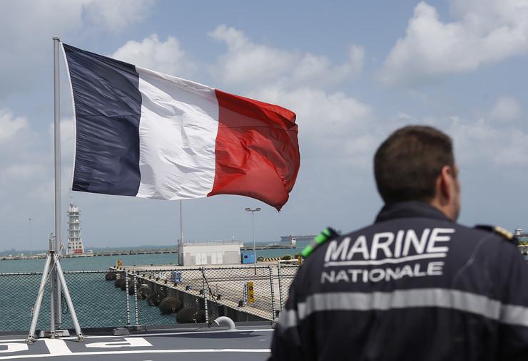 francuska fregata