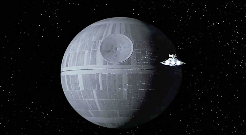 This Is What It Would Take to Build an Actual Death Star
