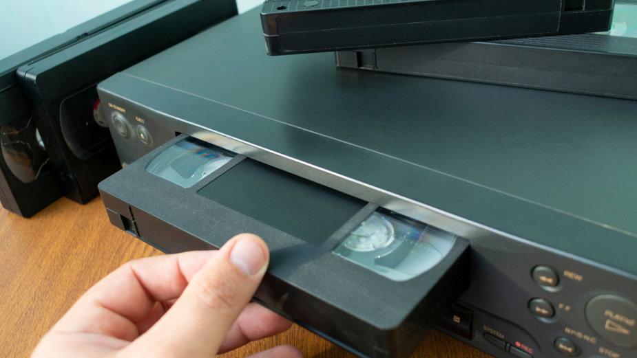 Kasety VHS (ilustracyjne)