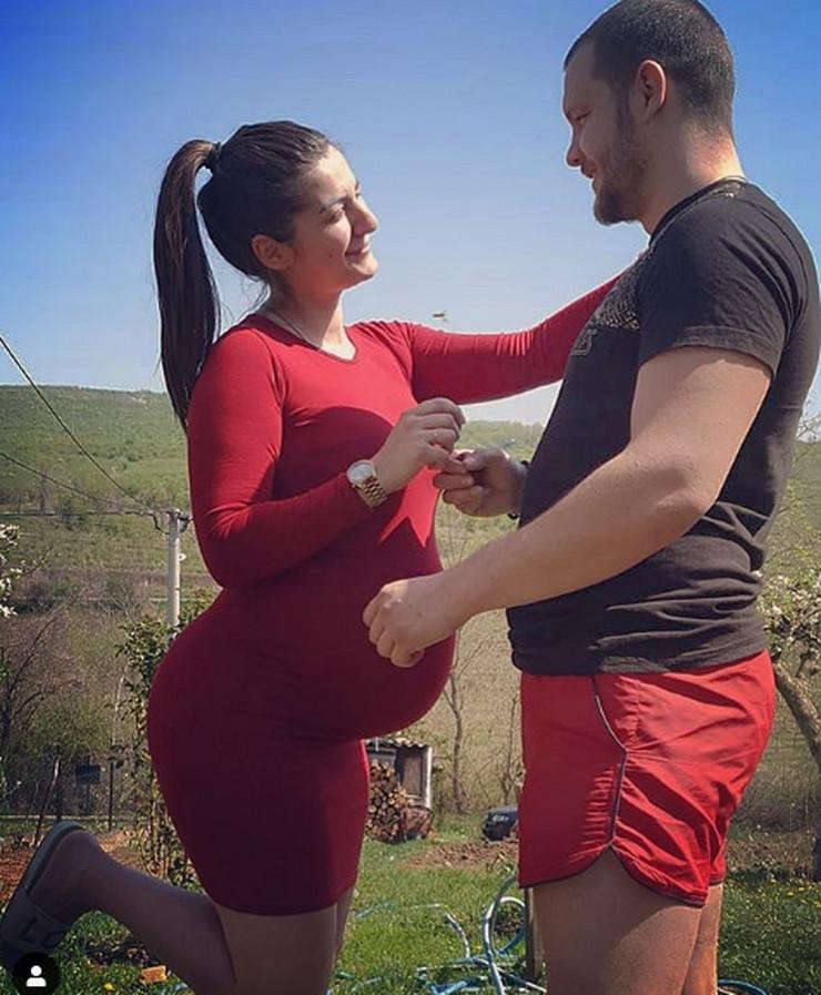 Anđelina Marjanović i Đorđe Tomić
