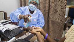 For Senegal QA coronavirus covid-19