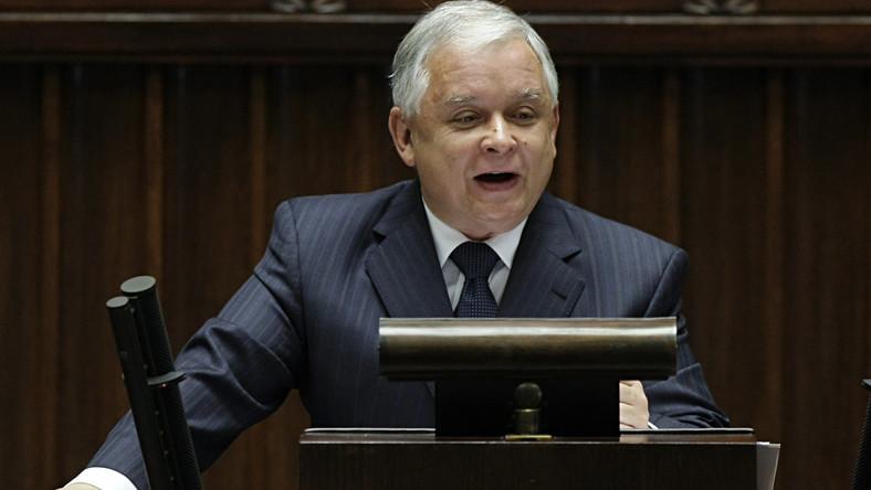 Kaczyński chce dłuższej kadencji prezydenta