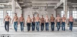 Piękni panowie z kalendarza walczą o zdrowie pań