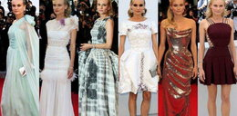 Wszystkie kreacje Diane Kruger z Cannes