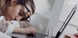 7 rzeczy, które powodują senność w pracy