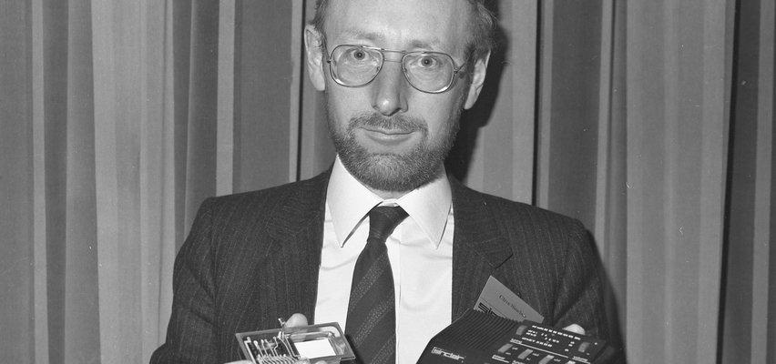 Nie żyje Clive Sinclair, twórca kultowego komputera ZX Spectrum