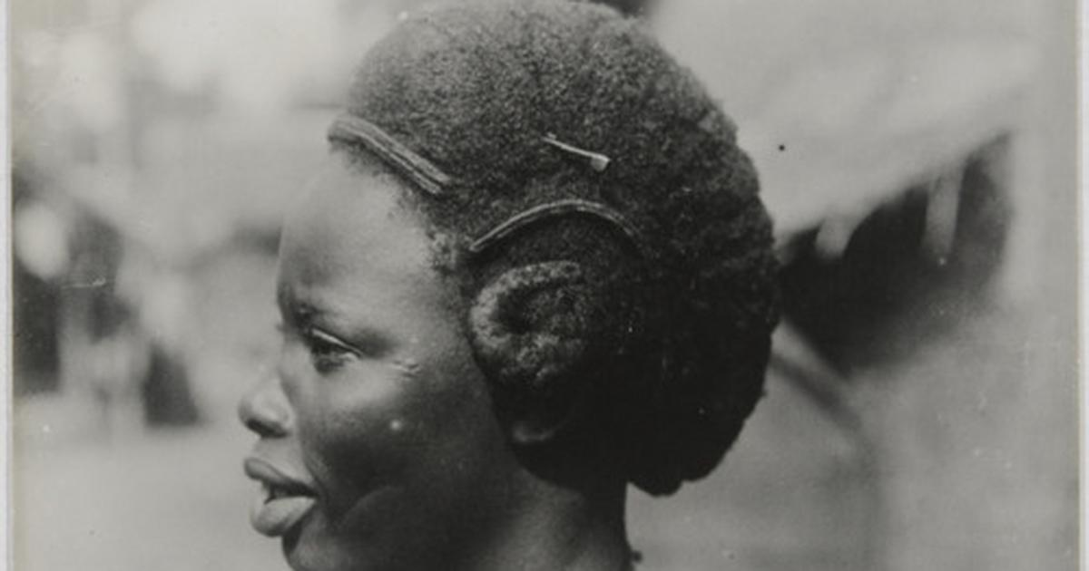 Pre Colonial Nigerian Cultures Hairdressing As A Work Of