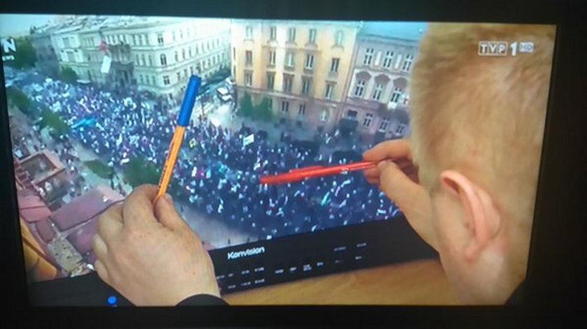Chajzer stanął w obronie koleżanki z TVP Info