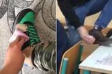 Crnogorci, Cipele, Evri, Čišćenje
