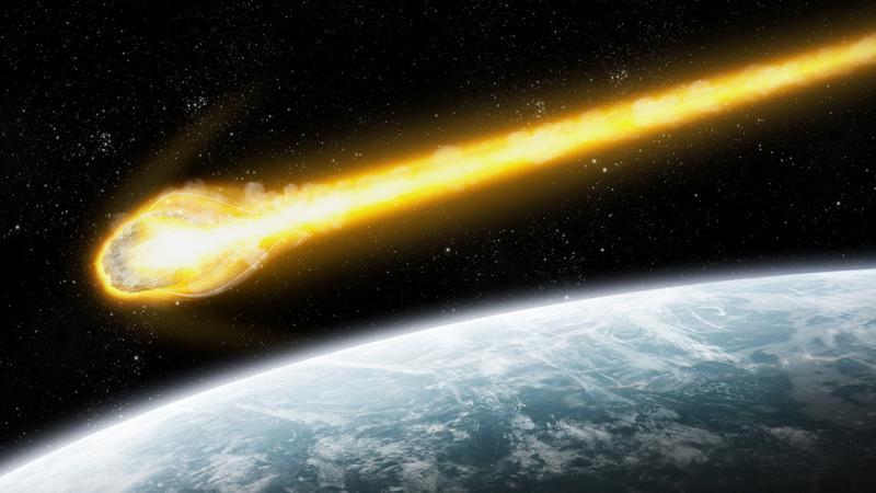 Nowa kometa-zagłada