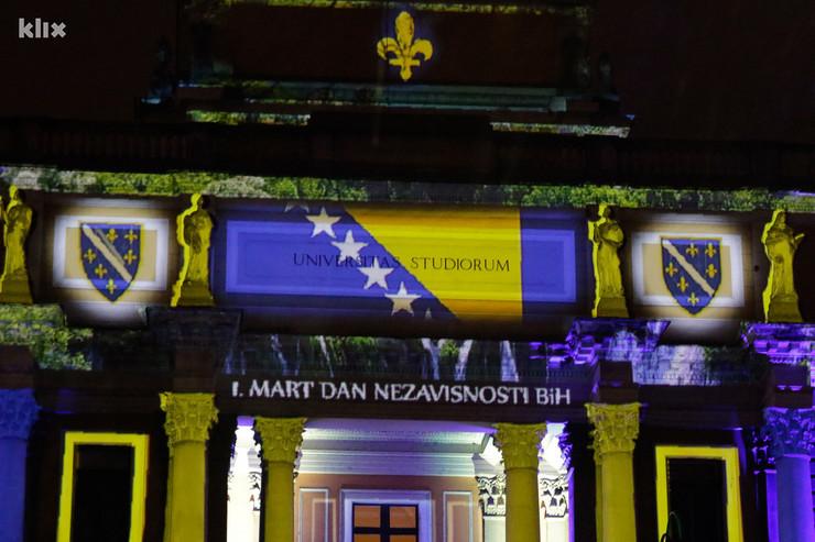 Sarajevo 1 mart dan nezavisnosti bih