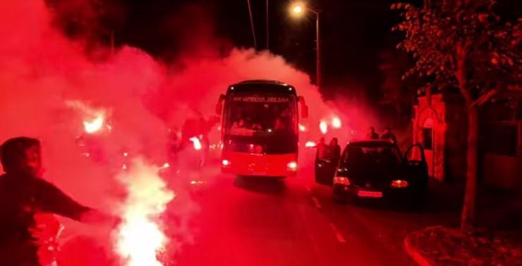 FK Crvena zvezda, proslava 31 titule šampiona
