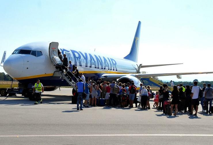 Avion Rajanerera na niškom aerodromu, foto K. Kamenov