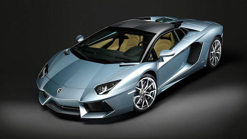 Akcja przywoławcza Lamborghini