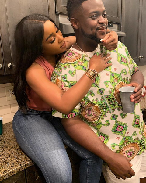 We think one of the biggest weddings that would be taking place 2019  would be that of Adewale Adeleke, elder brother to Davido who just proposed to his girlfriend [Instagram/ChairmanHKN]