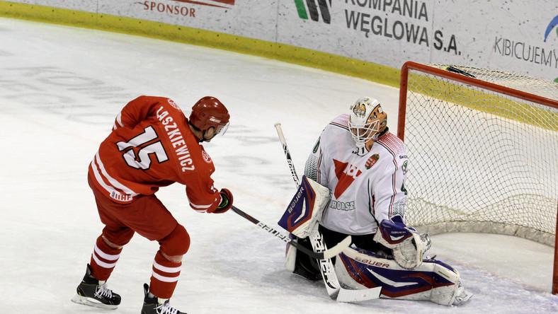 Polska przegrała z Węgrami w turnieju hokeja na lodzie