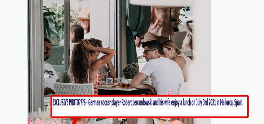 Lewandowski niemieckim piłkarzem? Oburzający podpis pod zdjęciem!