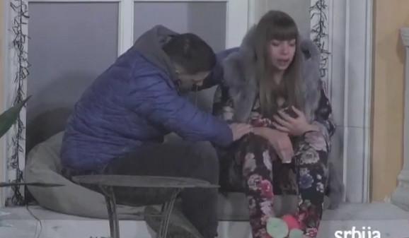 Miljana Kulić u Zadruzi