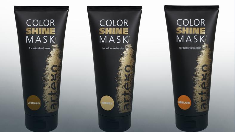 b038f9a183a7d3 Maski ARTEGO Foto: Materiały prasowe Maski ARTEGO. 0 ‹ wróć. Maska Color  Shine Mask ...