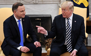 Sasin: 2 mld dolarów na bazę wojsk USA w Polsce, nie jest sumą, która przekracza możliwości państwa