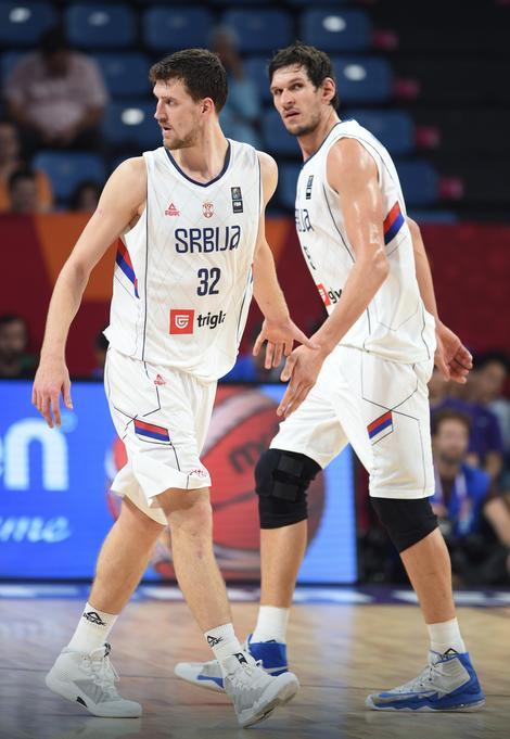 Ognjen Kuzmić i Boban Marjanović