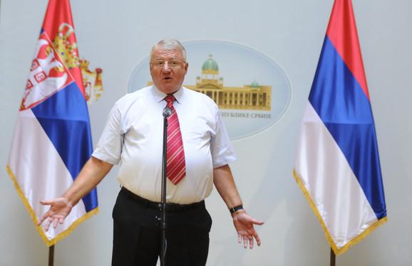 Šešelj optužio Ljajića da je vođa narko-kartela