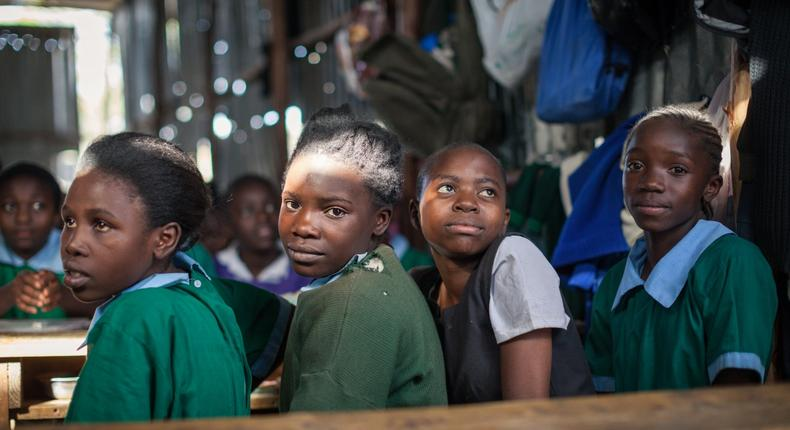 The Kenyan Ministry of Health will begin the first cervical cancer vaccine targeting school going children aged 10 years old.. (nadjawohlleben)
