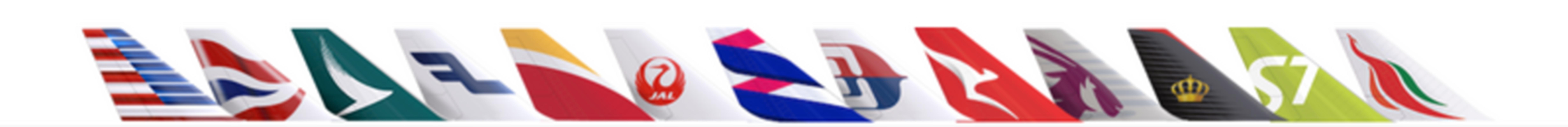 Linie lotnicze należące do sojuszu oneworld