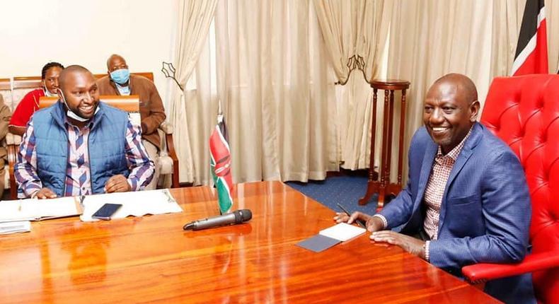 DP Ruto mourns Close ally and Nominated Senator Victor Prengei