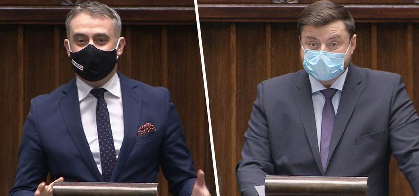 Trzecia fala pandemii, a posłowie gadają w Sejmie o seksie...
