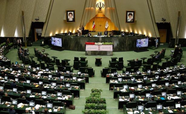 Parlament Iranu w Teheranie