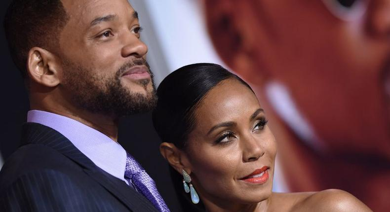 Will Smith and Jada Pinkett-Smith have been together for over 20 years. [Getty Images/ Axelle /Bauer-Griffin]
