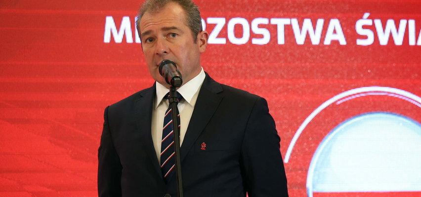 Wybory prezesa PZPN. Marek Koźmiński podjął decyzję