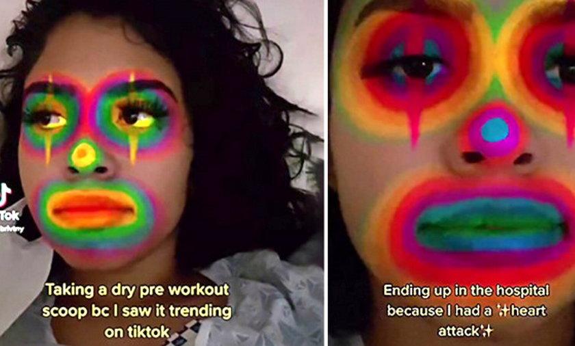 """20-latka przyznaje na TikToku, że się """"zbłaźniła"""" naśladując trend."""