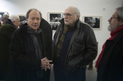 Počast dobitniku: Goran Paskaljević i Slobodan Šijan