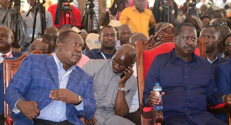 ODM Leader Raila Odinga says Miguna Miguna is free to return to Kenya