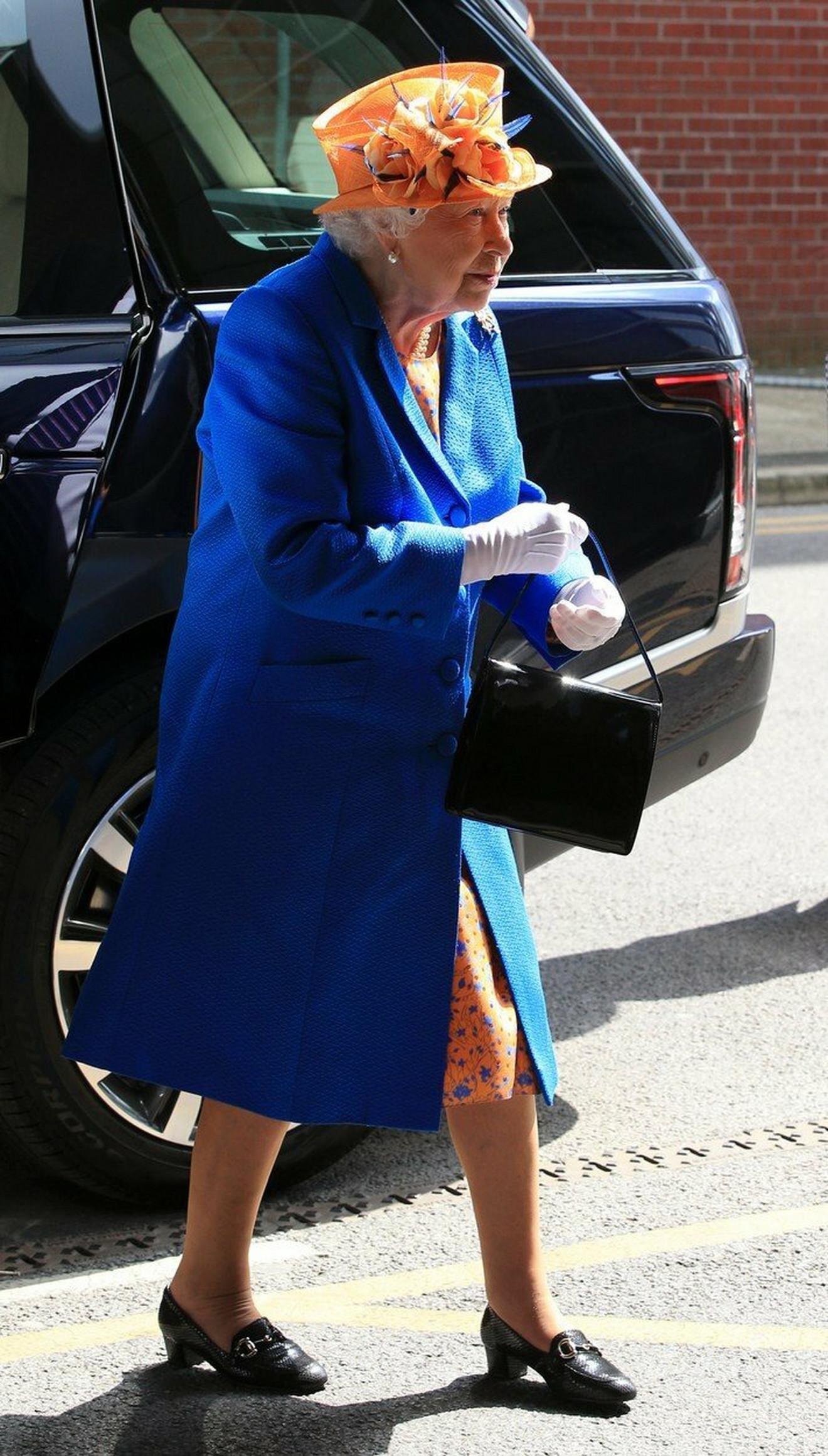 Mudra kraljica Elizabeta
