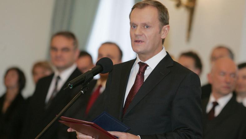 Polacy łaskawsi dla rządu Tuska?