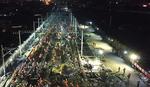 TO SE ZOVE BRZA PRUGA 1500 kineskih radnika za samo devet sati izgradila novu železničku stanicu (FOTO, VIDEO)