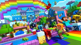 Minecraft - aktualizacja 1.12 wprowadza dużo nowych... kolorów