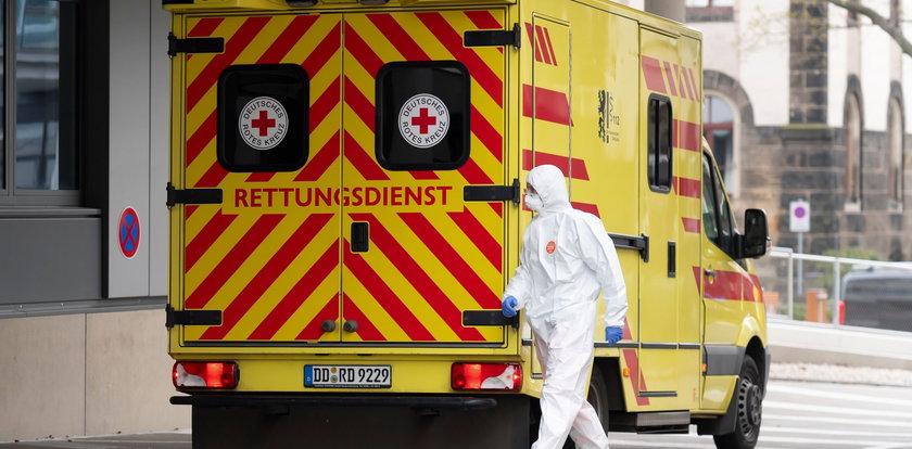 Niemiecki premier chce pomóc Polsce w walce z koronawirusem