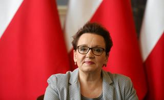 Zalewska: Trzeba odczarować niechęć do szkolnictwa branżowego