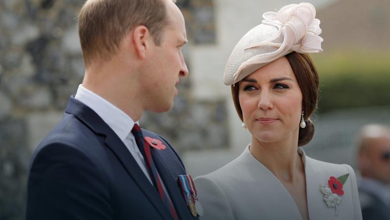 Księżna Kate jest w 12 tygodniu ciąży?