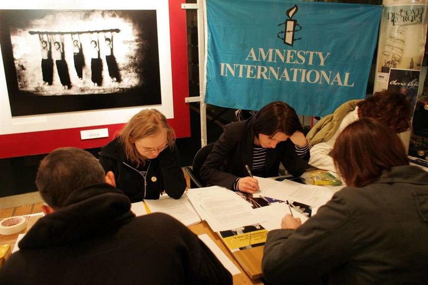 Napisz list w obronie prześladowanych za religię