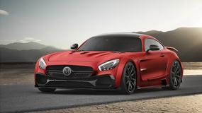 Wściekła czerwień - Mansory tuninguje kolejnego Mercedesa
