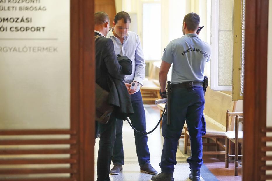 Negyvenöt kilót fogyott a börtönben Hagyó