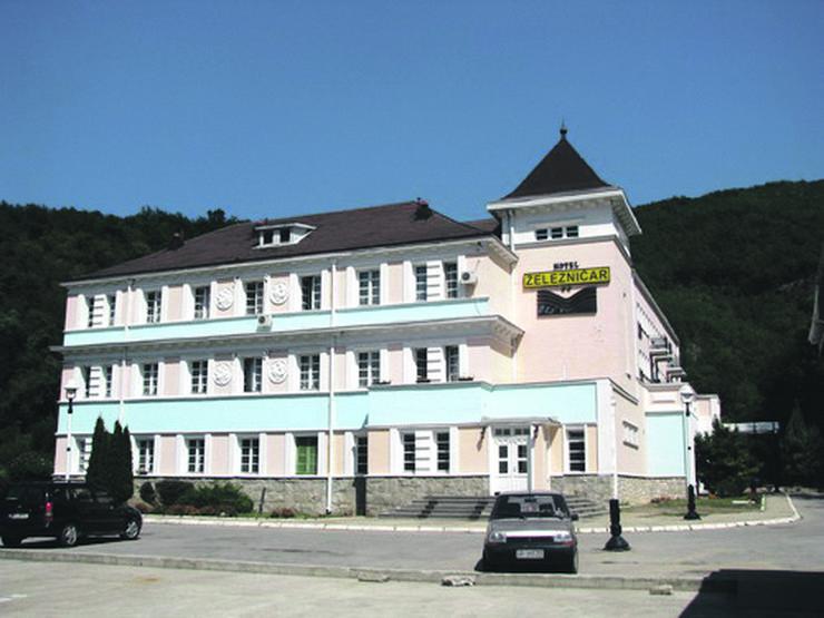 Hotel Zeleznicar Vranjska Banja foto Promo (1)